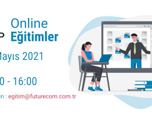 2. CAP Online Eğitimleri 11 Mayıs 2021 Salı günü 15:00 – 16:00 arasında devam ediyor.