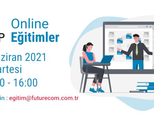 5. Cap Online Eğitimleri 7 Haziran 2021 Pazartesi günü 15:00 – 16:00 arasında devam ediyor.