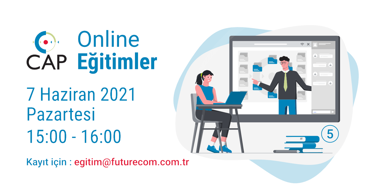 7 Haziran 2021 5. Cap Online Eğitim